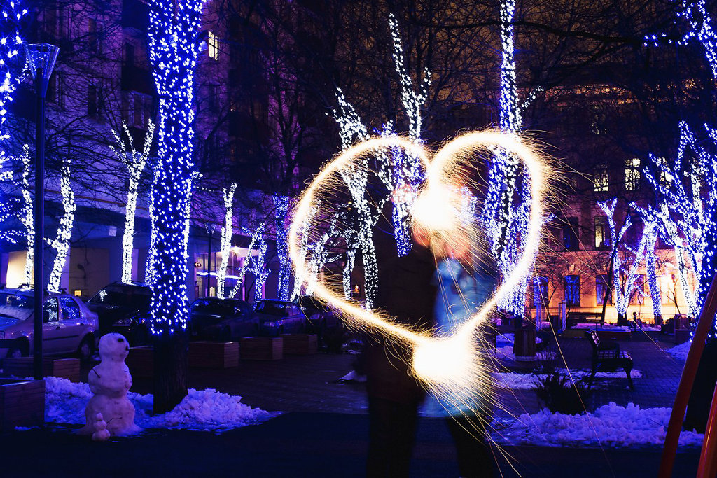 Алексей и Евгения (Love story)