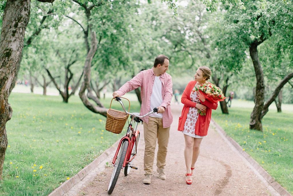 Сергей и Наташа (Love story)