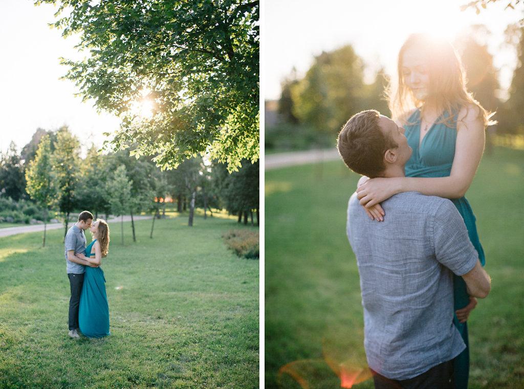 Денис и Евгения (Love story)